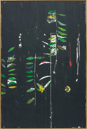 Untitled (Full Moon in the Deep Forest)