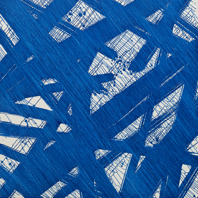 , 'Histoire bleu (161221),' 2016, Opera Gallery
