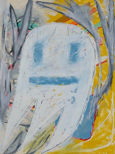 Adam Handler, 'Uncertain ghost at a scattered garden', 2019, Massey Klein Gallery