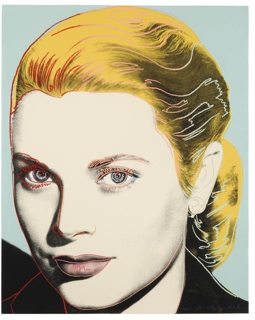 Andy Warhol, 'Grace Kelly (F. & S. II.305)', 1984, Print, Screenprint in colors, Sotheby's