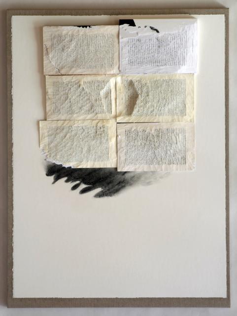 , 'sottosopra (al lupo series),' 2012, Galerie Geraldine Banier