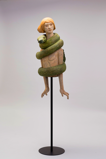 , 'Restricted Gaze,' 2016, Aki Gallery