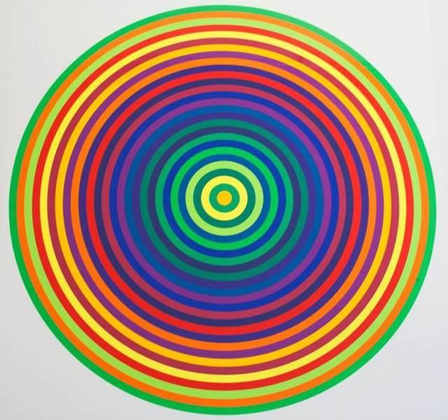 , 'Couleur n°1,' 1971, gdm