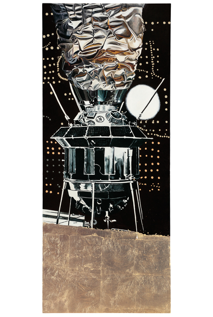 , 'Sputnik 2,' 2011, The McLoughlin Gallery