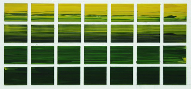 , 'Frame Time VII,' 2013, Galería La Caja Negra