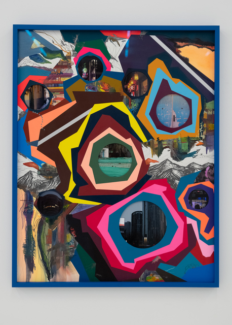 , 'Behind the Hills Ⅱ 越过山丘 2,' 2019, PIFO Gallery