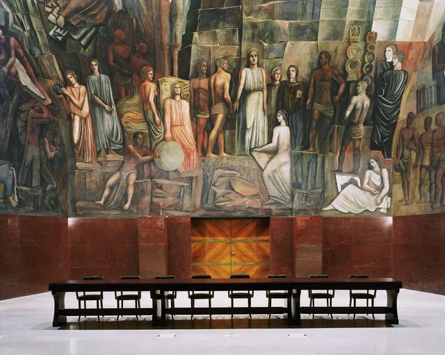 , 'Universita La Sapienza I, Rom,' , Galerie Wilma Tolksdorf