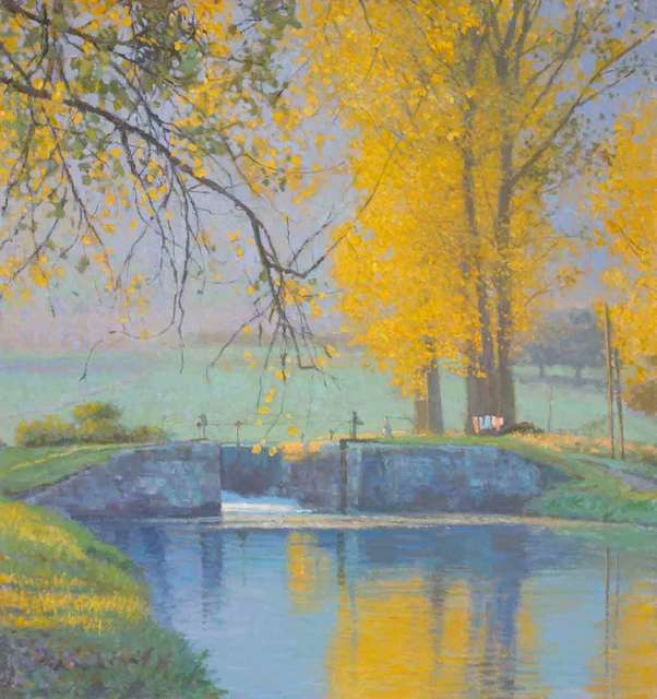 , 'Normandy in the Autumn,' 2018, Catto Gallery