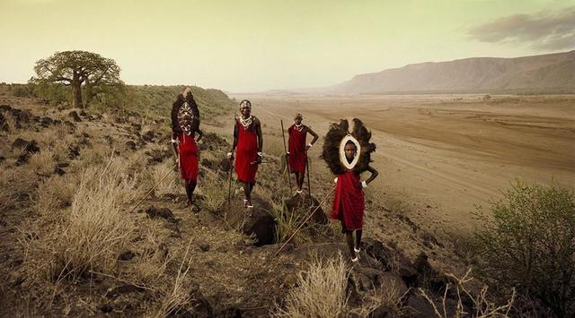 , 'VIII 450 - Ladaru, Lenaitu, Lengaa, Saitoti - Tarangiri, Rift Escarpment - Tanzania,' 2010, Kate Vass Galerie