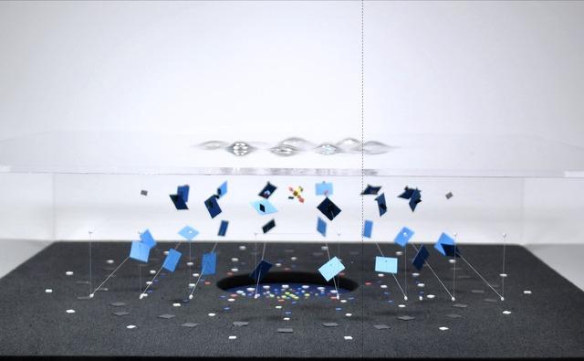, 'Silencio 3,' 2013, Espacio Valverde
