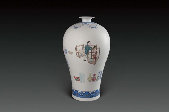 , 'imitation · imitation - Auction Houses Ceramics,' 2016, Gallery ALL