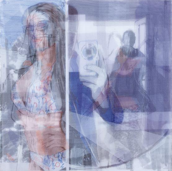 , 'Imagefall no:13,' 2014, C24 Gallery