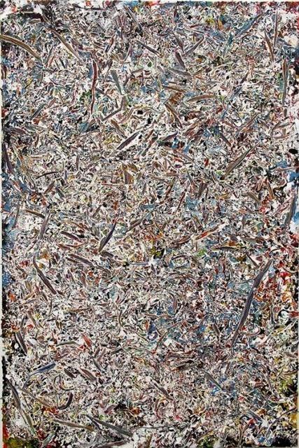 , 'Shredded Painting 40,' , Circuit12