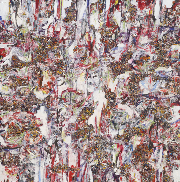, 'Soft Landing,' 2017, Jason Haam