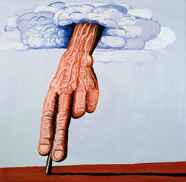 , 'The Line,' 1978, Louisiana Museum of Modern Art