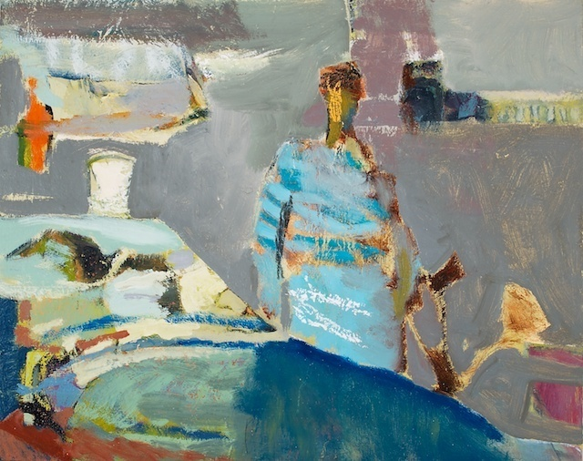 , 'Wisdom,' 2011, Winfield Gallery