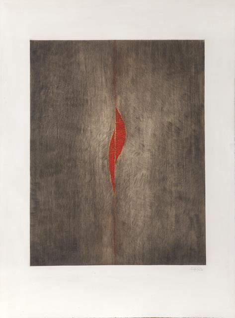 Arthur Luiz Piza, 'L.A.', 1970, Print, Aquatint Etching on Arches paper, RoGallery