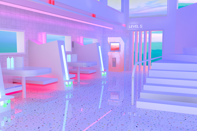 , 'Level 5, Love Arcade,' 2018, Winston Wächter Fine Art