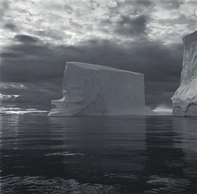 , 'Iceberg #25, Disko Bay, Greenland,' 2000, Edwynn Houk Gallery