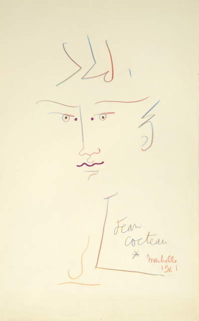 , 'Visage. Jeune Homme à Marbella.,' 1961, William Weston Gallery Ltd.