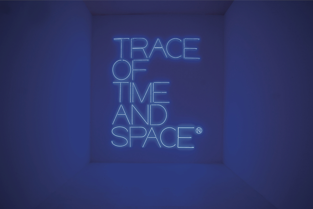 , 'Trace of time and space,' 2006, Galleria Fumagalli