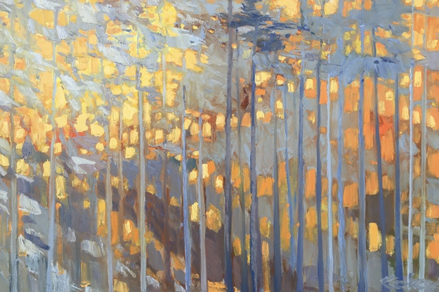 , 'Sunrise on the Presidio Banks,' 2017, Desta Gallery