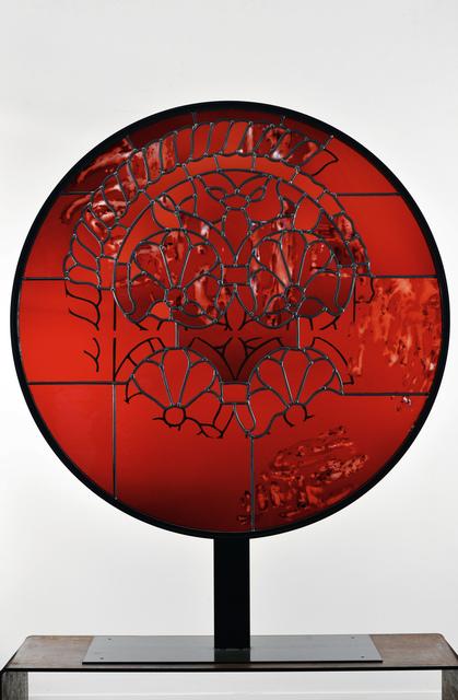 , 'Rouge secret,' 2018, Bogena Galerie