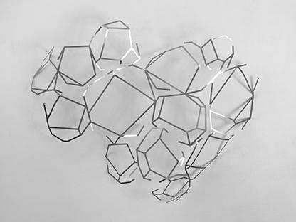 , 'Polyhedron,' 2010, Galeria Eduardo Fernandes