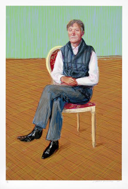 , 'Sir Tatton Sykes,' 2008, Galerie Lelong & Co.