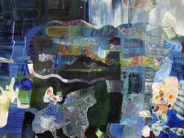 , 'Blue Moon,' 2013, Kathryn Markel Fine Arts