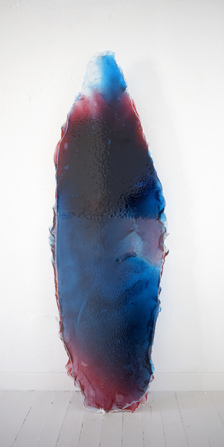 Tiril Hasselknippe, 'Surfboard (Blue/Red/Clear)', 2014, Nordic Contemporary Art Collection
