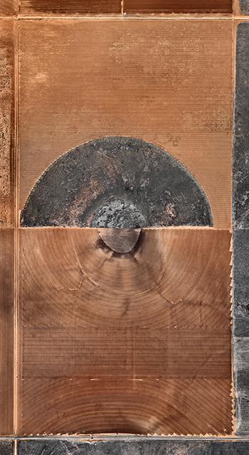 , 'Pivot Irrigation Nr. 16,' 2011, SCHEUBLEIN + BAK