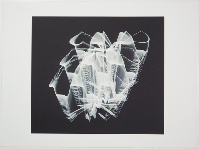 , 'Waveform Studies IV,' 1977-2003, BERG Contemporary