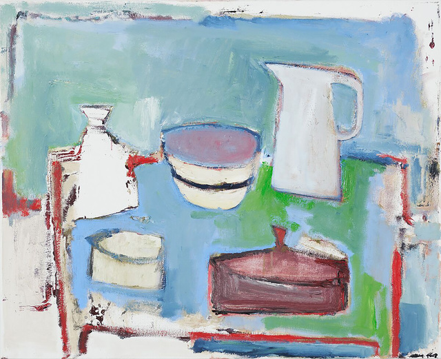 , 'Blue Still Life,' 2015, ZINC contemporary