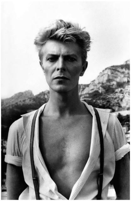 , 'David Bowie Open Shirt,' 1983, ArtLife Gallery