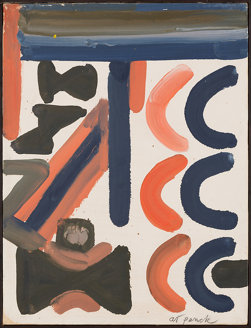 , 'Untitled,' ca. 1967, Galerie Knoell, Basel