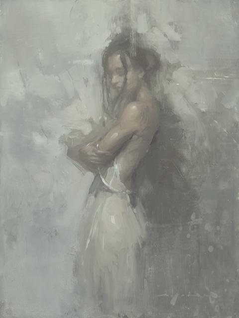 Jeremy Mann, 'Note in Pale Grey #2', 2019, SHOH Gallery