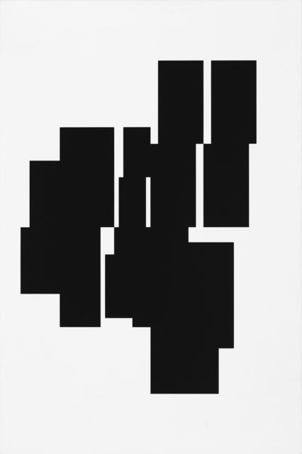 , 'Koordination p3-14-1975 (w7749),' 1977, The Mayor Gallery