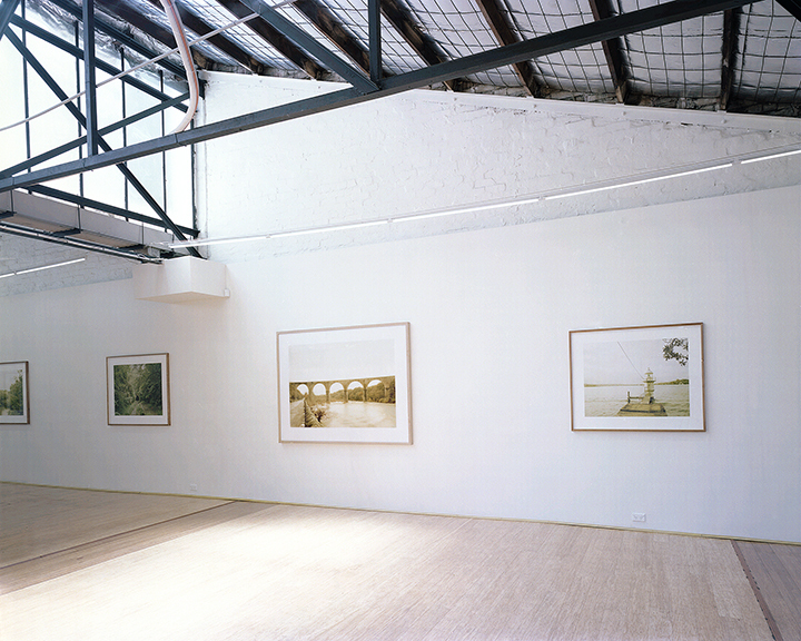 Installation View, Elger Esser 'Australian Journal'