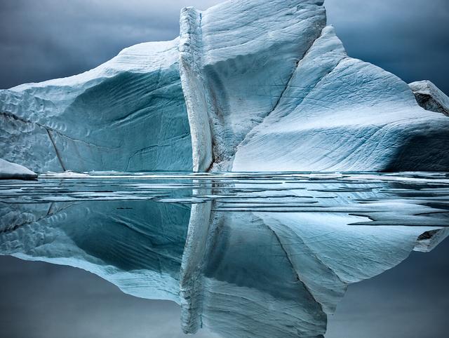 , 'Iceberg VIII, Ellesmere Island,' 2008, Bernheimer Fine Art