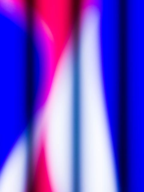 , 'Stripe(50Hz)  2015:04:17 19:00:49 shinjuku-ku,' 2015, KANA KAWANISHI GALLERY
