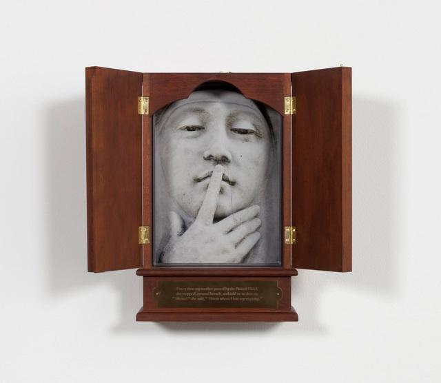, 'Silence,' 2012, Fraenkel Gallery