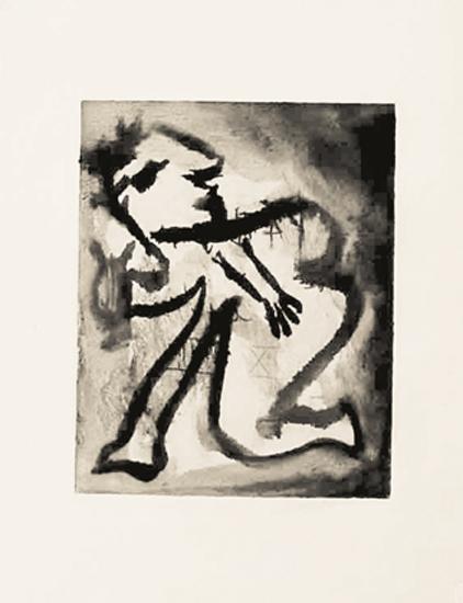 , 'Orphée, ou le poète. II,' 1933, John Szoke