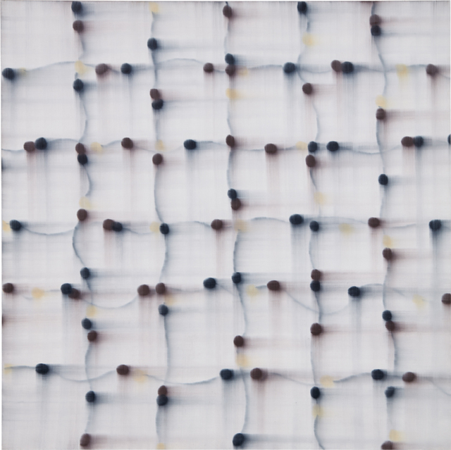 Mark Francis, 'Grid Painting (T.W. VB. IY. + B.)', 1997, Phillips