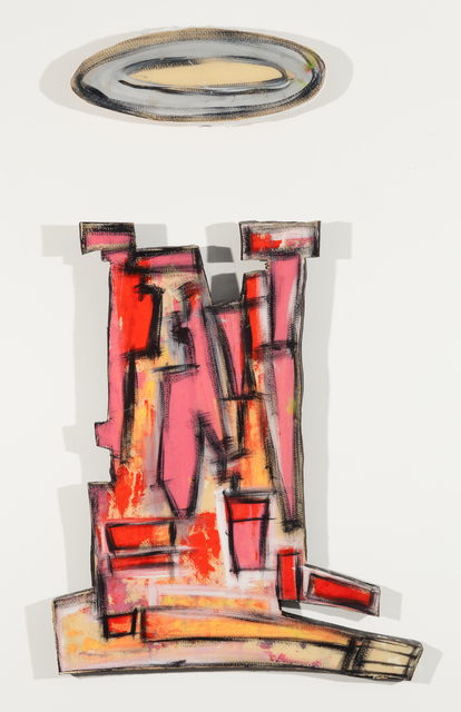 , 'Adjoa,' 2017, Ki Smith Gallery