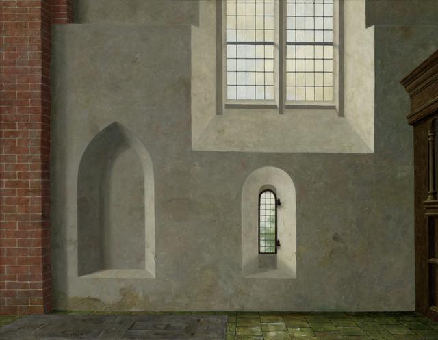 , 'Saint Jan Church in Huizinge,' 1973, Artvera's Art Gallery