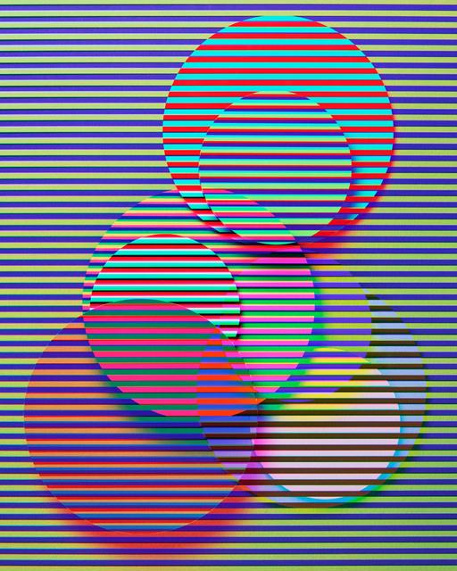 , 'Transition H50,' 2016, Galerie Antoine Ertaskiran