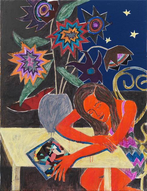 , 'Cocaine,' 2015, Hans Alf Gallery