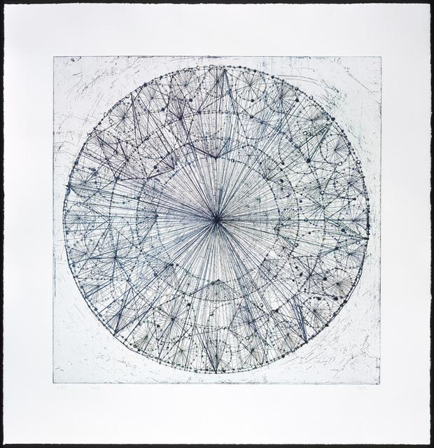 Tal R, 'Xanadu, blue', 2009, Galerie Sabine Knust