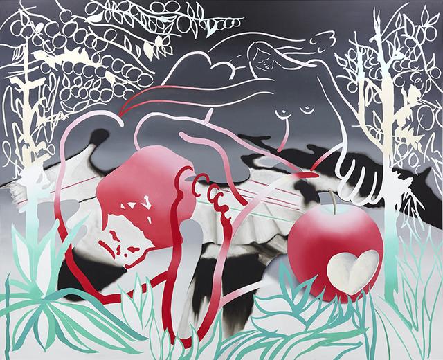 , 'After The Fall,' 2017, Gallery Elena Shchukina